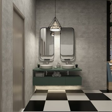 Online design Contemporary Bathroom by Joey thumbnail