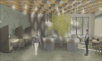Online design Eclectic Dining Room by Jordan M. thumbnail