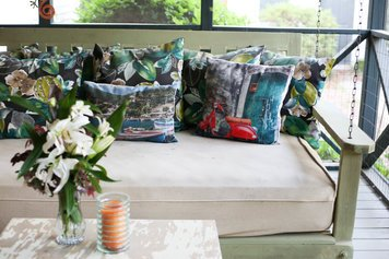 Online design Eclectic Patio by Courtney B. thumbnail