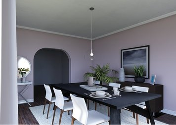 Online design Contemporary Dining Room by Nancy S. thumbnail