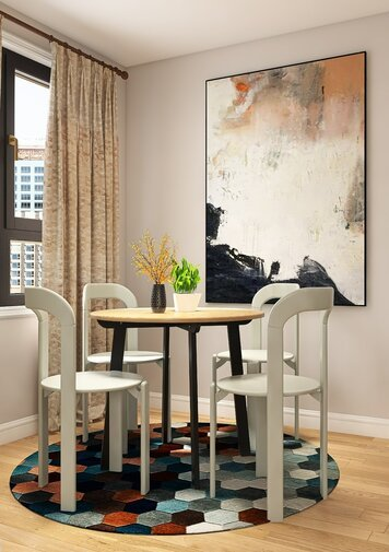 Online design Modern Dining Room by Nathan H. thumbnail