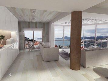 Online design Modern Living Room by Andrej R. thumbnail