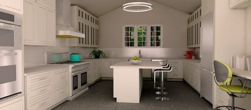 Online design Transitional Kitchen by Theresa W. thumbnail