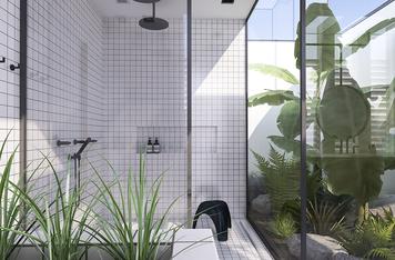 Online design Contemporary Bathroom by Eleni P thumbnail