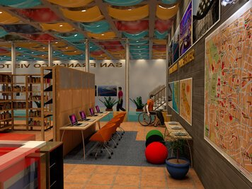Online design Contemporary Business/Office by Sheena C. thumbnail