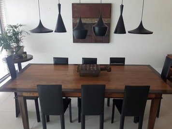 Online design Contemporary Dining Room by Monica F. thumbnail