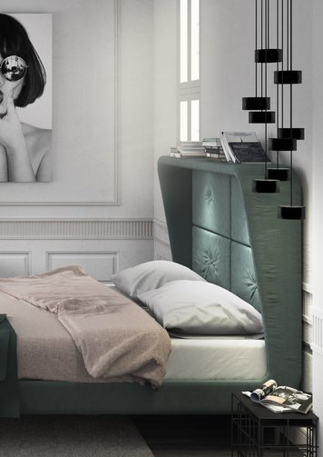 Online design Eclectic Bedroom by Cristian G. thumbnail