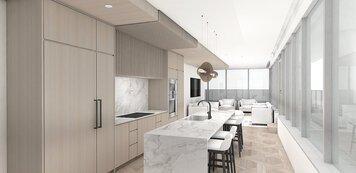 Online design Transitional Kitchen by Nouchka S. thumbnail