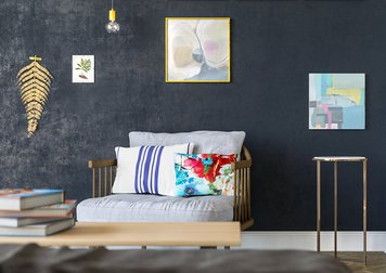 Online design Eclectic Living Room by Darya N. thumbnail