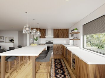 Online design Contemporary Kitchen by Selma A. thumbnail