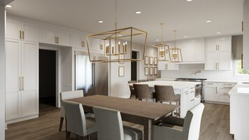 Online design Transitional Kitchen by Selma A. thumbnail