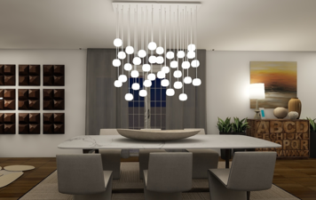 Online design Modern Dining Room by Mary B.  thumbnail