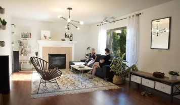 Online design Eclectic Combined Living/Dining by Sonia C. thumbnail