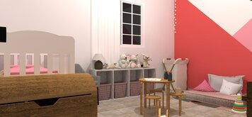Online design Traditional Nursery by Nahomi D. thumbnail