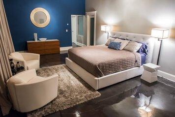Online design Modern Bedroom by Dina C. thumbnail
