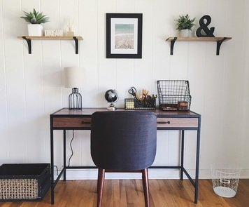Online design Beach Home/Small Office by Ajita T. thumbnail