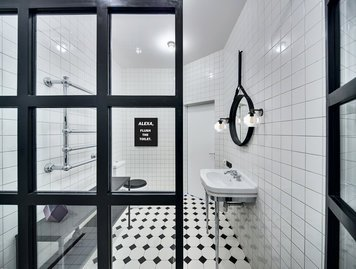 Online design Contemporary Bathroom by Giselle U. thumbnail