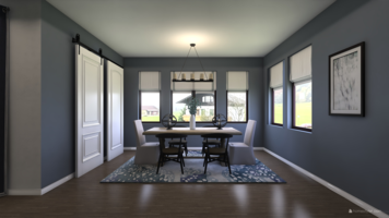 Online design Modern Dining Room by Holly M. thumbnail