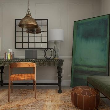 Online design Eclectic Home/Small Office by Katherine C. thumbnail