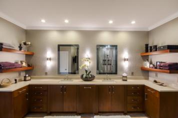 Online design Contemporary Bathroom by Jennifer H. thumbnail