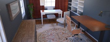 Online design Transitional Home/Small Office by Linnea T thumbnail