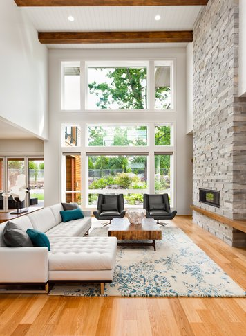 Online design Contemporary Living Room by Amelia R. thumbnail