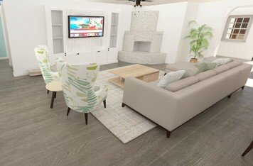 Online design Beach Living Room by Gina A. thumbnail