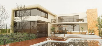 Online design Contemporary Patio by Jose S. thumbnail