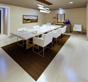 Online design Transitional Dining Room by RoWanna L. thumbnail