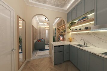 Online design Beach Kitchen by Warren L. thumbnail