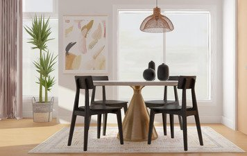 Online design Contemporary Dining Room by Laura S. thumbnail
