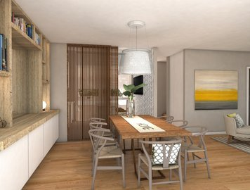 Online design Contemporary Dining Room by Vale G. thumbnail