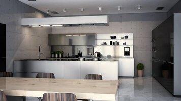 Online design Modern Kitchen by Rajna S. thumbnail