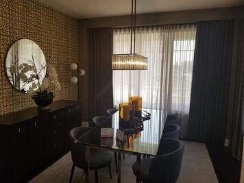 Online design Glamorous Dining Room by Kiran K. thumbnail