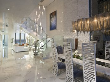 Online design Glamorous Combined Living/Dining by Renata P. thumbnail