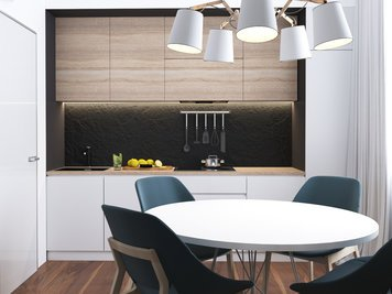 Online design Contemporary Kitchen by Kate S thumbnail