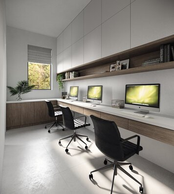 Online design Contemporary Home/Small Office by Laura A. thumbnail