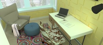 Online design Eclectic Home/Small Office by Merry M. thumbnail