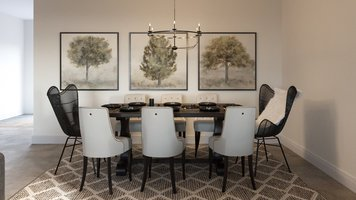 Online design Transitional Dining Room by Tera S. thumbnail