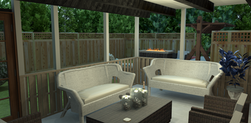 Online design Traditional Living Room by Amber R. thumbnail