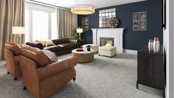 Online design Contemporary Living Room by João A. thumbnail