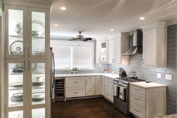 Online design Transitional Kitchen by Jennifer H. thumbnail