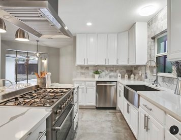 Online design Contemporary Kitchen by Holly M. thumbnail