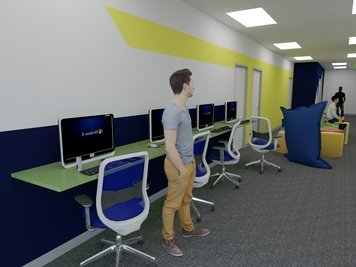 Online design Contemporary Business/Office by Debbie O. thumbnail
