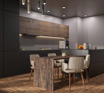 Online design Modern Kitchen by Edison X. thumbnail