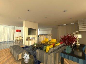 Online design Eclectic Living Room by Jacinta l. thumbnail