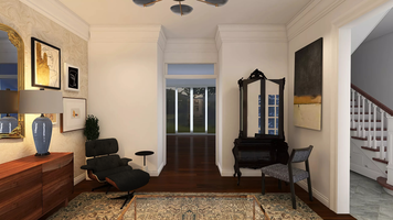 Online design Transitional Living Room by Morgan W. thumbnail