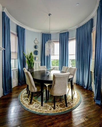 Online design Transitional Dining Room by Tricia M. thumbnail