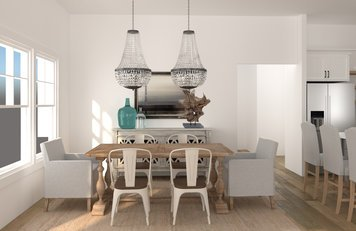Online design Beach Dining Room by Jessica S. thumbnail