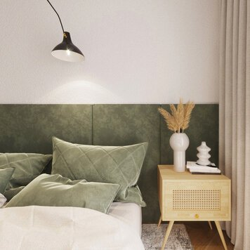 Online design Modern Bedroom by Kristina B. thumbnail